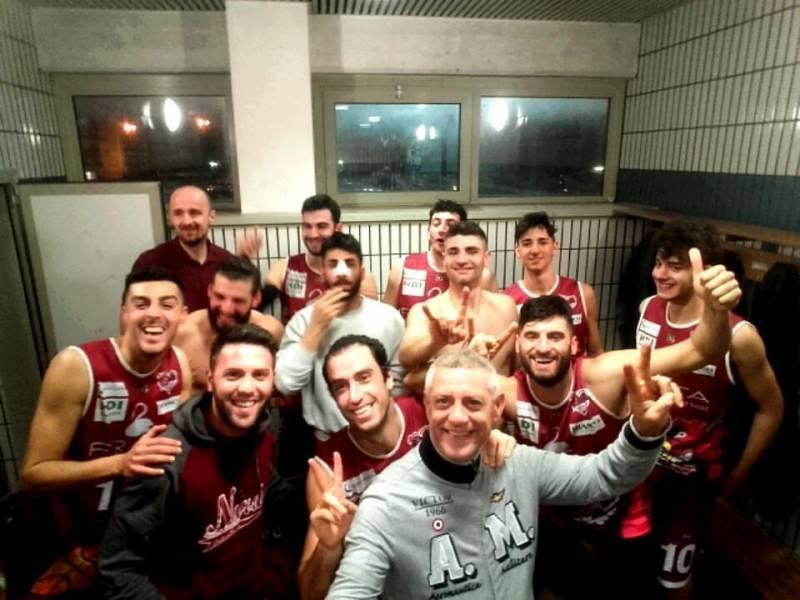 Playbasket It Puglia Olimpica Bk Cerignola Vs N P Nardo 60