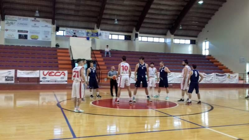 Arrivano i primi due punti per il Basket Acireale che supera l'Olympia Canicattì