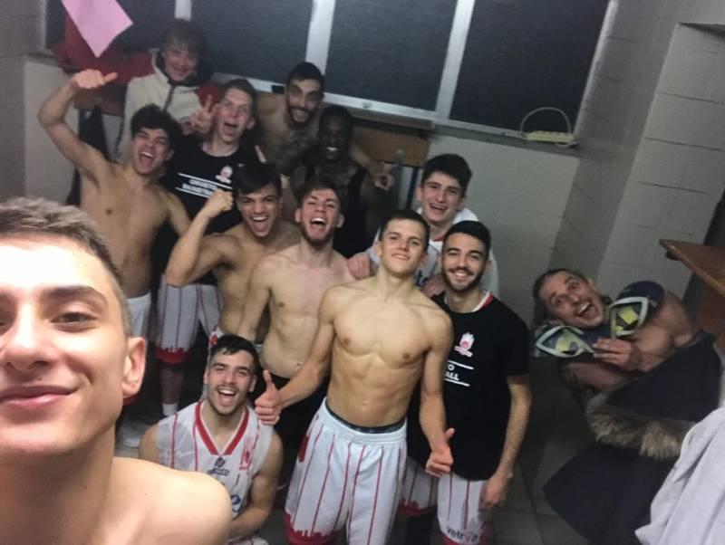 Importante vittoria casalinga per la Vetrya Orvieto Basket