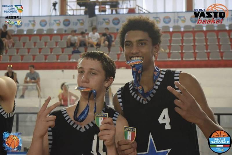 Stella Azzurra Campione d'Italia U16 Eccellenza maschile