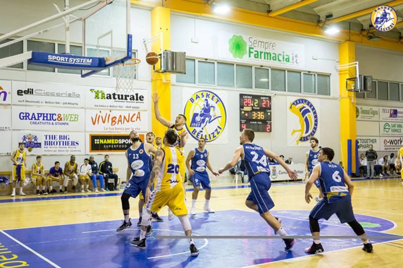 Semifinale Play-Off: Bellizzi fa visita a Partenope in gara 1.