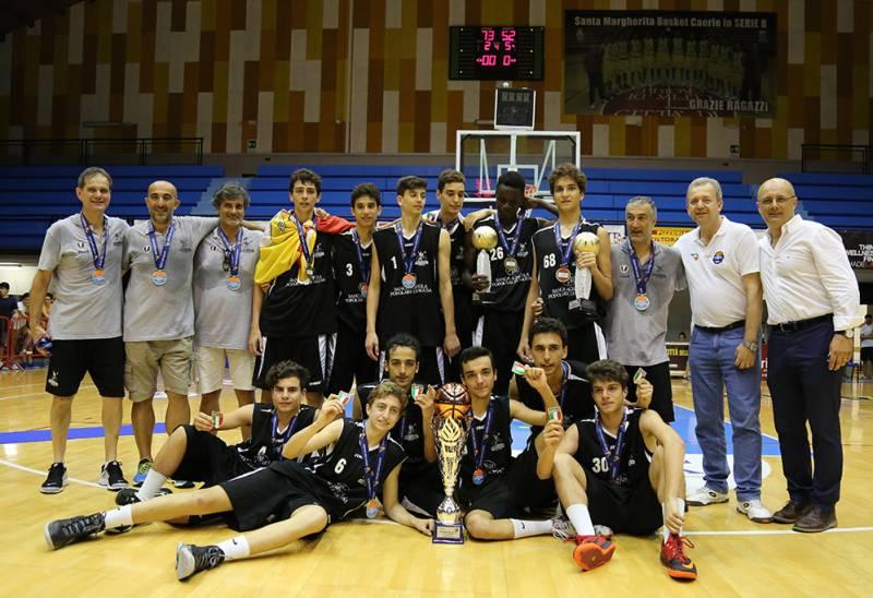Pegaso Ragusa Campione d'Italia Under 16