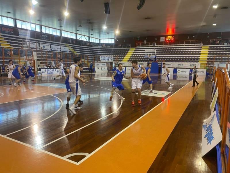 Primo successo stagionale per il Pescara Basket di Promozione