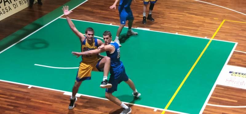 Secondo ko consecutivo per il Basket Pool Piani Junior in Serie D
