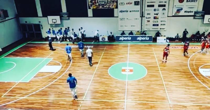Sconfitta all'esordio per la Calorflex Oderzo Basket