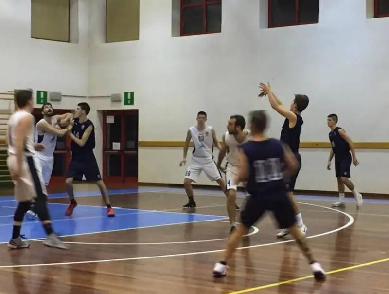 Contro Basket San Marco Rovereto la prima sconfitta stagionale dei Piani Jr