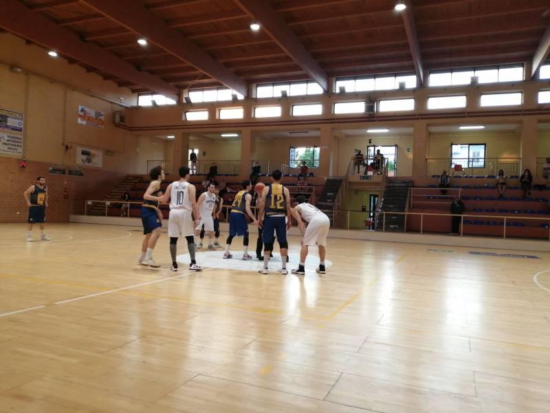 Basket Casapulla, che sfortuna: Portici 2000 la spunta al fotofinish!
