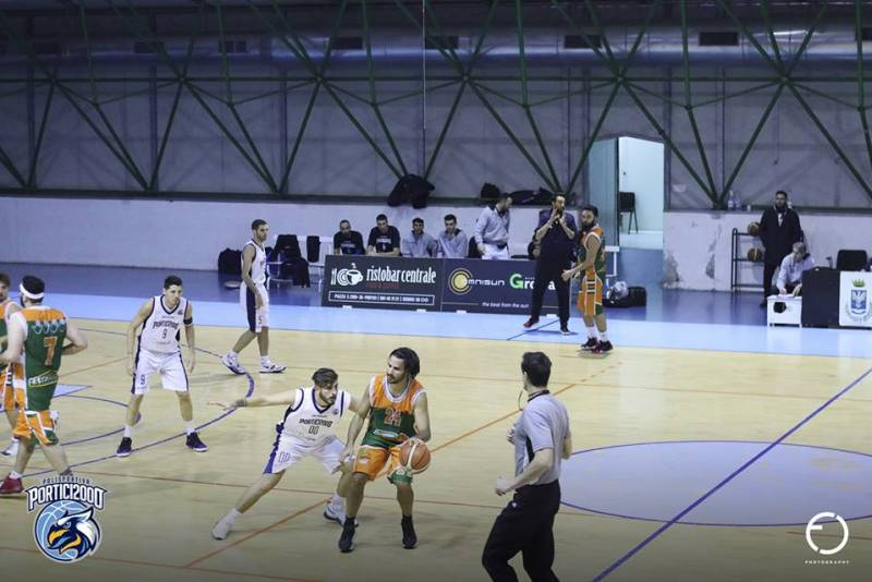 Growatt Portici-Secondigliano 64-55