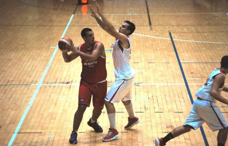 Quarti di finale serie D: Gara #1 al Basket Loano