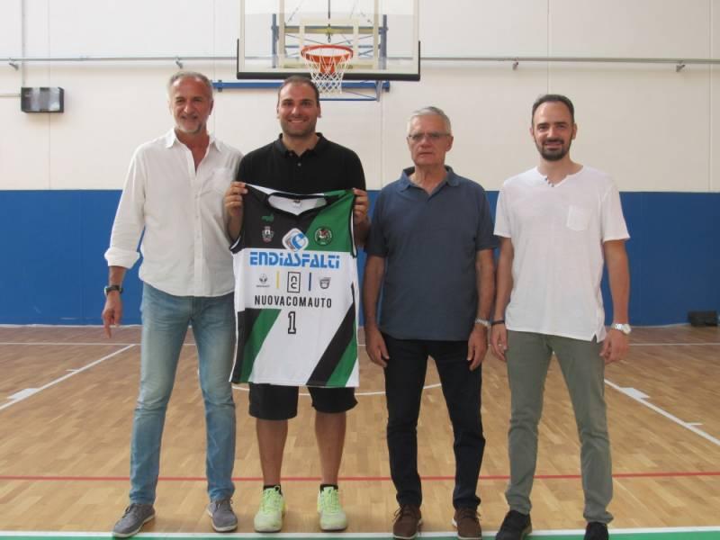 Riccardo Romano è un nuovo giocatore della Endiasfalti Agliana