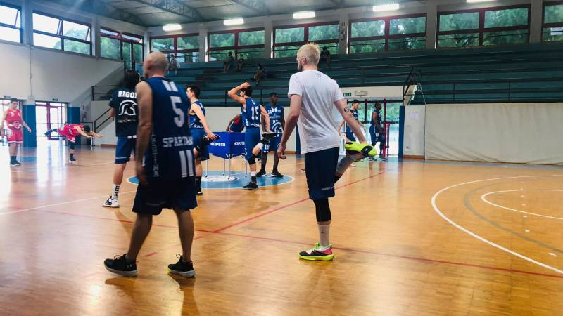 Spartans vincenti contro Lonigo in Coppa Centenario
