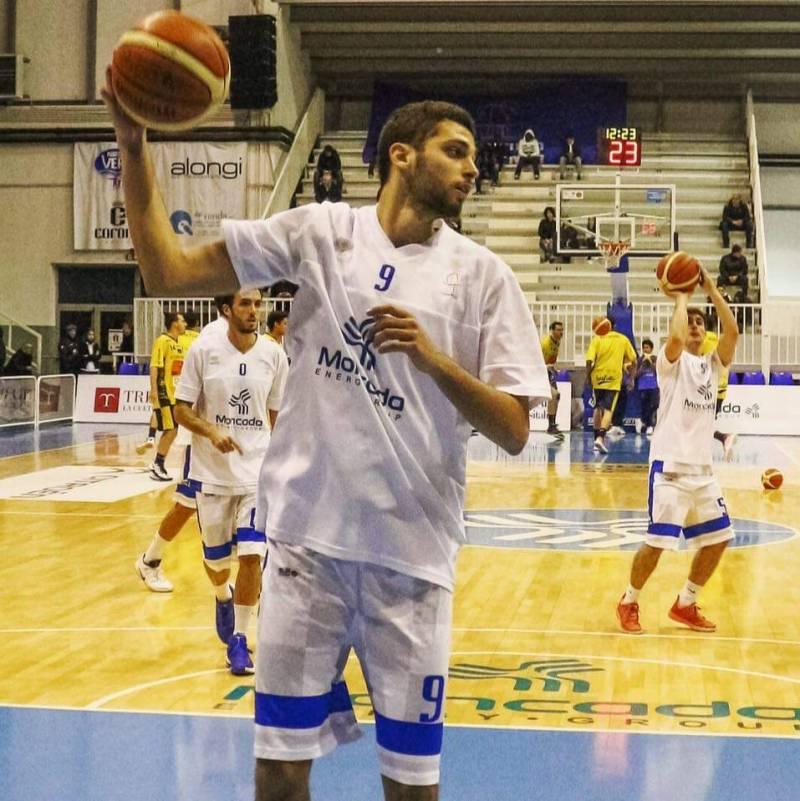 Andrea Tartaglia nuovo giocatore Virtus