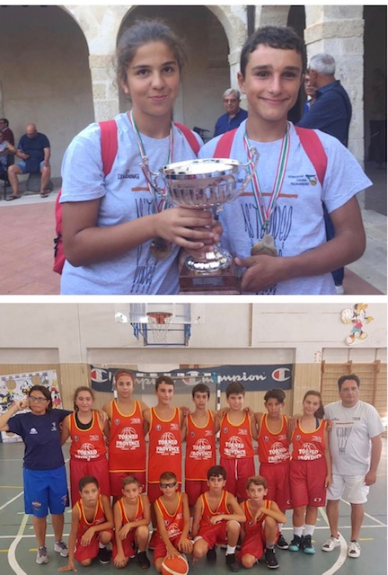 Torneo delle Province di Licata. Due messinesi (P.C.R.) nel quintetto ideale del torneo