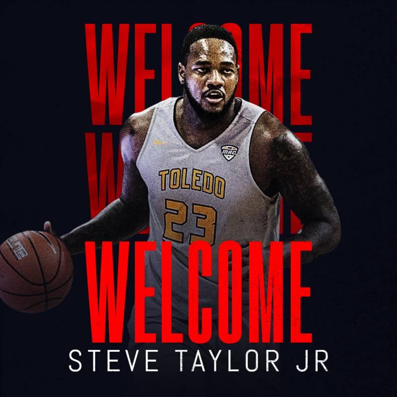 Steve Taylor JR è un nuovo giocatore dell'Eurobasket Roma