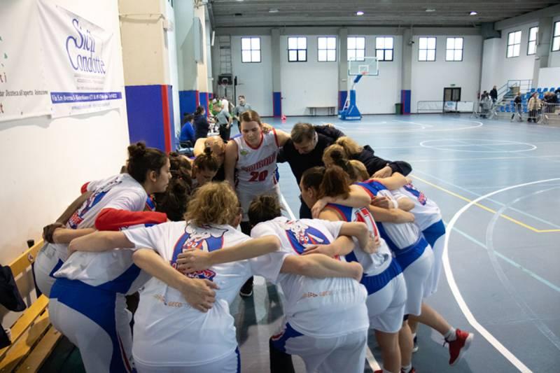 La Rainbow Catania regola la Nuova Trogylos Priolo in Gara1 delle semifinali play off