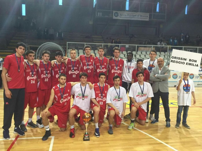 Reggio Emilia si classifica seconda