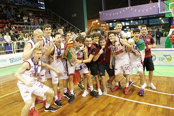 Reyer Campione d'Italia Under 18 Eccellenza