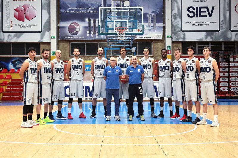 Basket Saronno in rimonta su Milano3