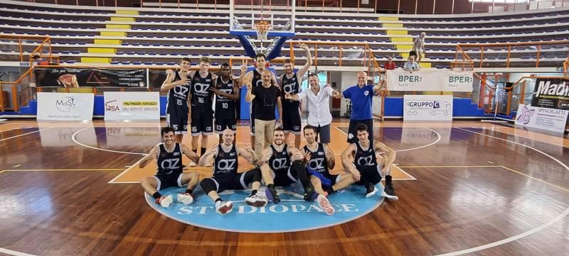 La legge del Palaronchi, la legge della Robur Basket Saronno: +21 a La Spezia BC in finale gara 1