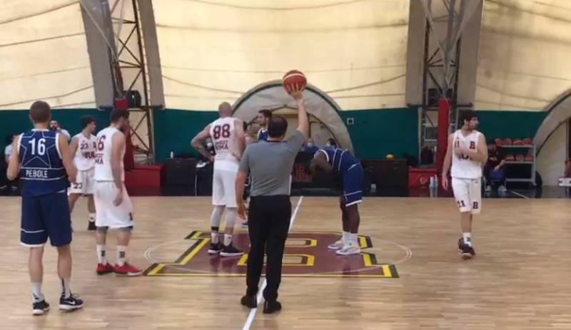 Seconda vittoria consecutiva per la IUL Basket Roma