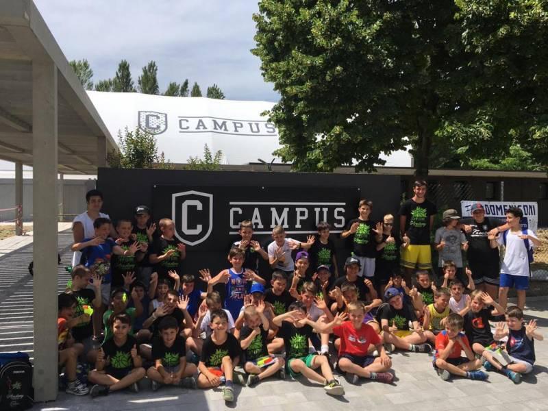 Academy da record: ha il maggior numero di tesserati nel minibasket nella provincia di Ravenna
