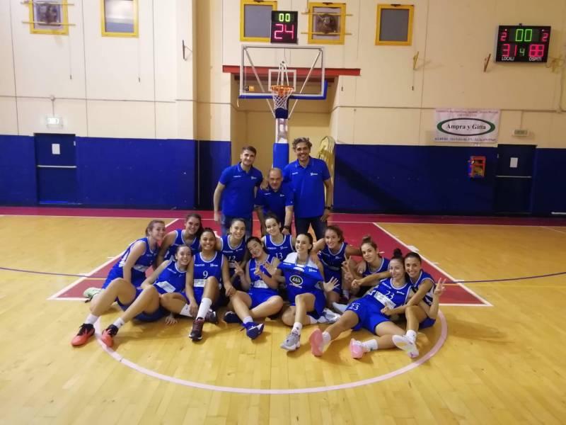 La Virtus Iannas Cagliari si allena in casa della Costruzioni Valentino Alghero