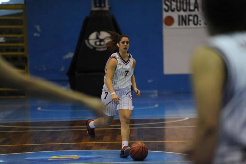 Niente da fare per l'U20 di Salerno all'Interzona contro il Basket Girls Ancona