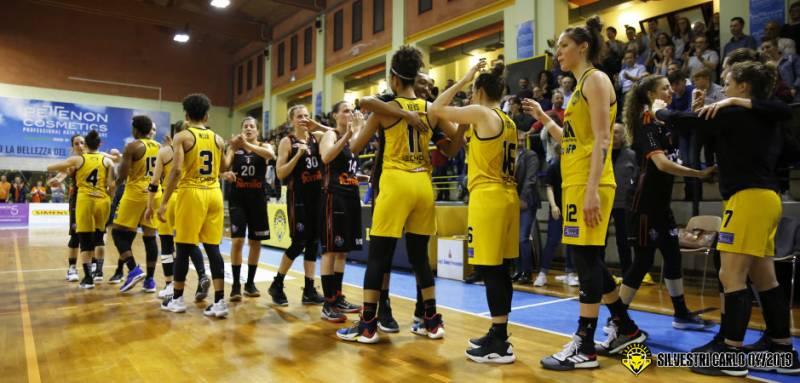 Mercoledì a San Martino è ancora Fila-Famila, le Lupe vogliono portare la semifinale alla bella!