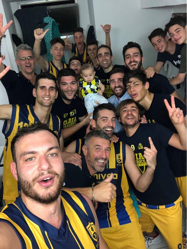 La Nivea Santa Croce supera la Scuola Basket e arriva ad un passo dal sogno
