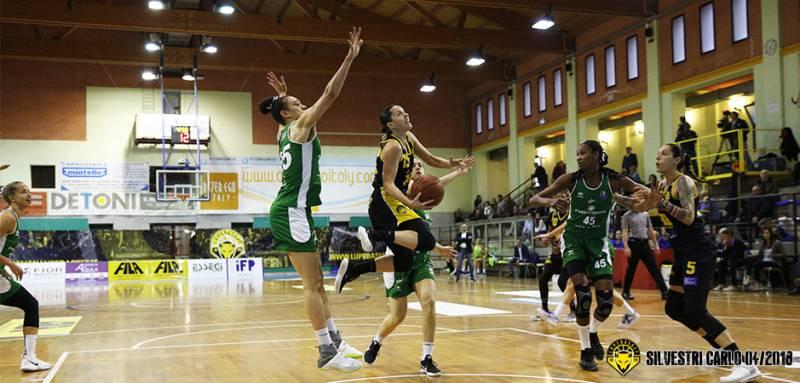 Ragusa si impone a San Martino in gara2, il Fila saluta l'avventura playoff