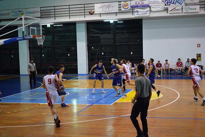 La Basket School Messina sconfitta all'esordio nel Campionato di Promozione