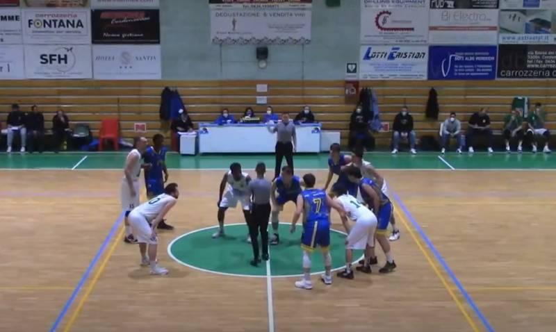 Esordio vincente per l'Intermek sconfitto il College FVG