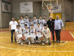 3S Basket Zanardo Rappresentanze Campione Regionale 2018-2019