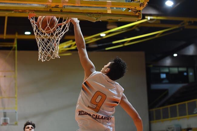 La Scuola di Basket Sconfitta in casa dall