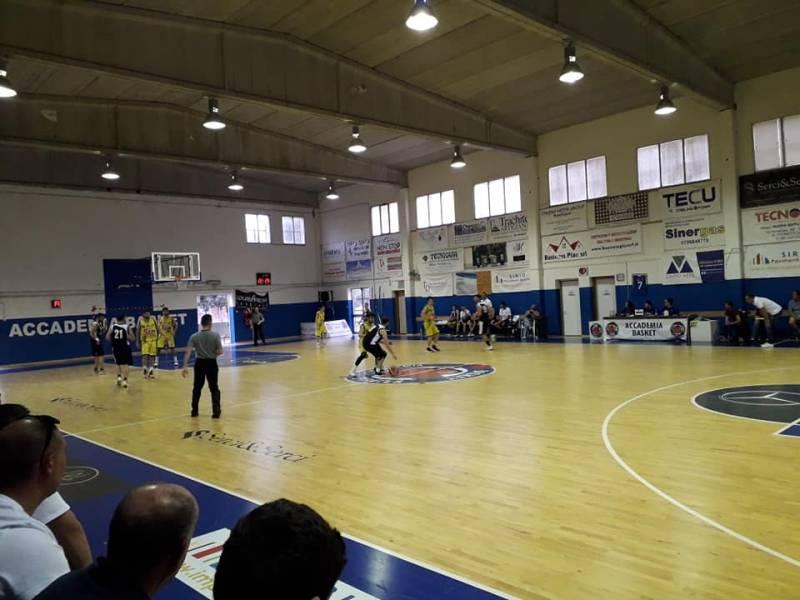 Scuola Basket fa sua gara 3