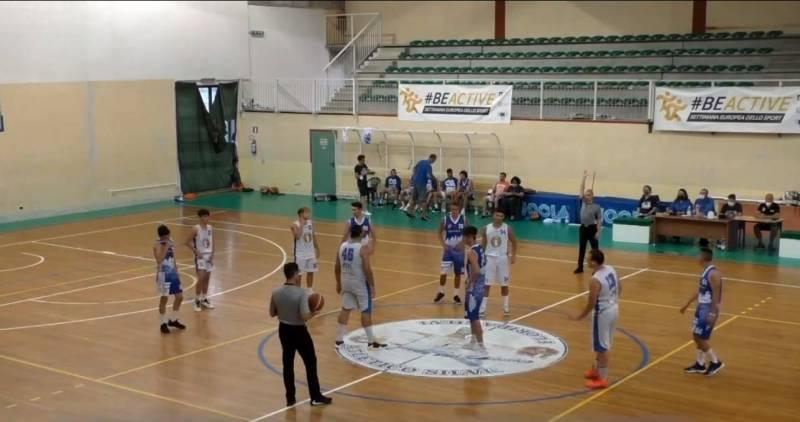 La Scuola Pallacanestro Atri fa sua al supplementare gara 1 di finale play-off contro MBY