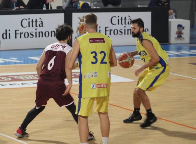 La Scuba Frosinone apre il 2020 cedendo in casa a Ciampino