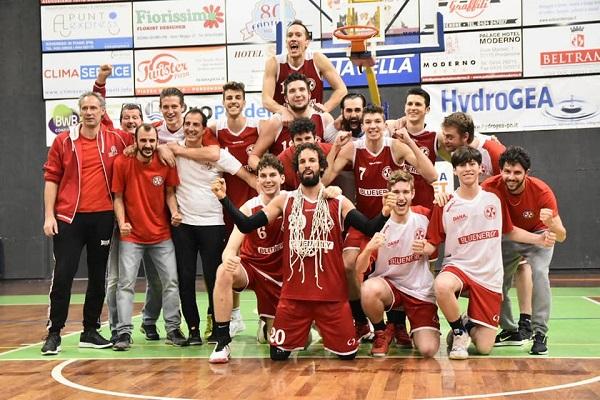 Munini segna allo scadere e regala alla Bluenergy Group la promozione in Serie C Gold