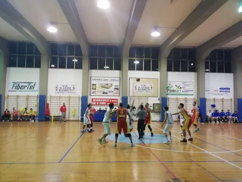 Sicily Express Courier NPM sconfitta di misura sul campo del San Luigi Acireale