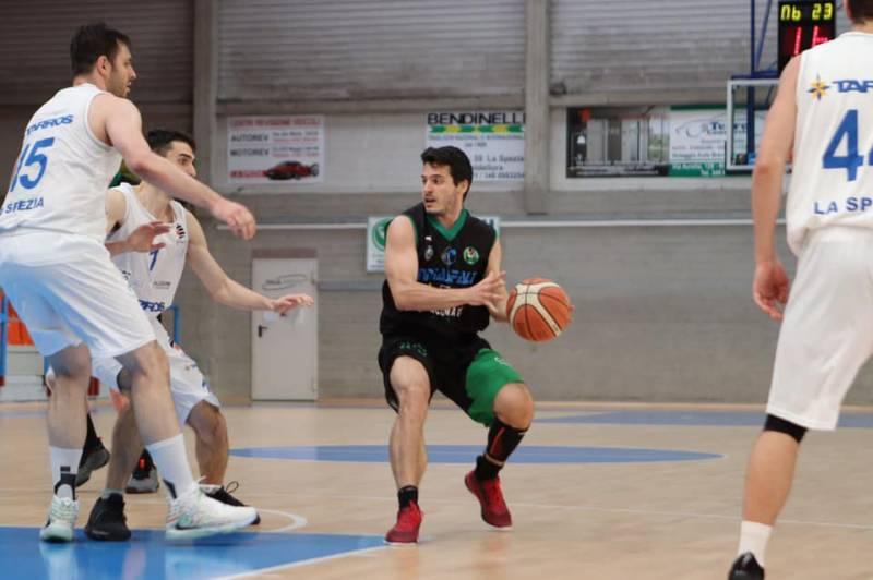 Agliana gioca bene, poi cede nel finale a La Spezia