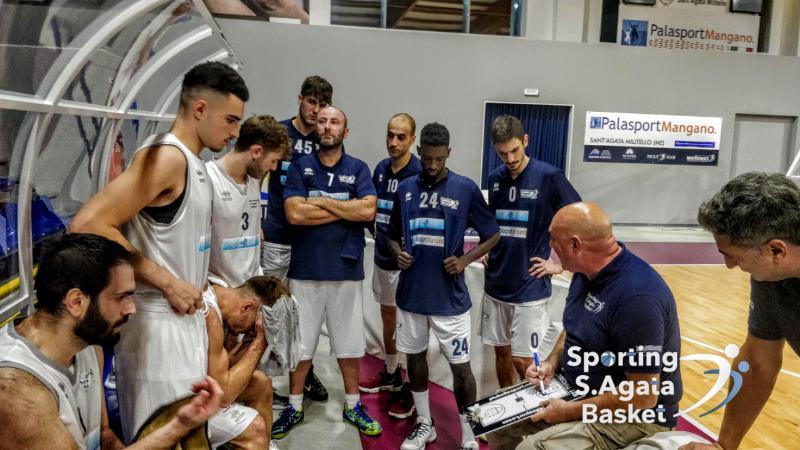 Lo Sporting S.Agata torna a vincere contro il Castanea