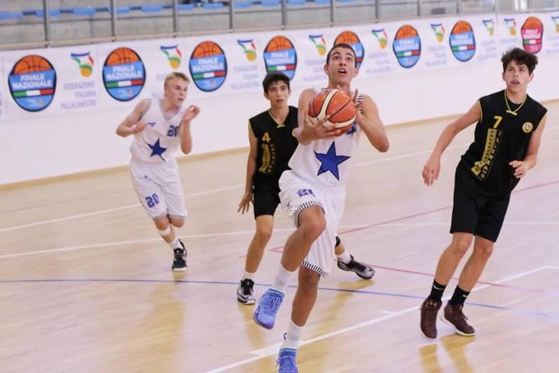 U14 Elite in semifinale alla Finale Nazionale di Cagliari