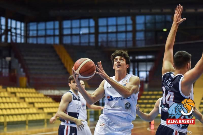Alfa Basket Catania: solito regalo finale