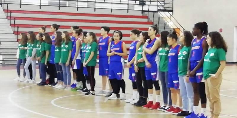 Rainbow Catania battuta  in casa della Stella Basket Palermo