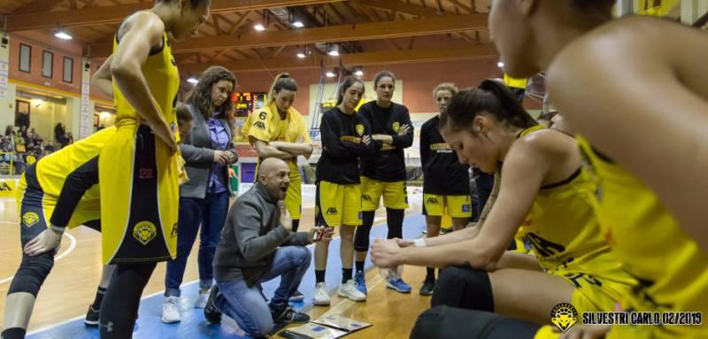 Venerdì parte la Fila Cup a San Martino, per le Lupe sfida con la Reyer