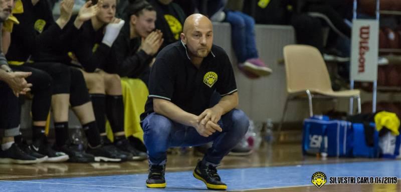 Il Fila prepara la sua settima stagione in A1, e riparte ancora da coach Abignente