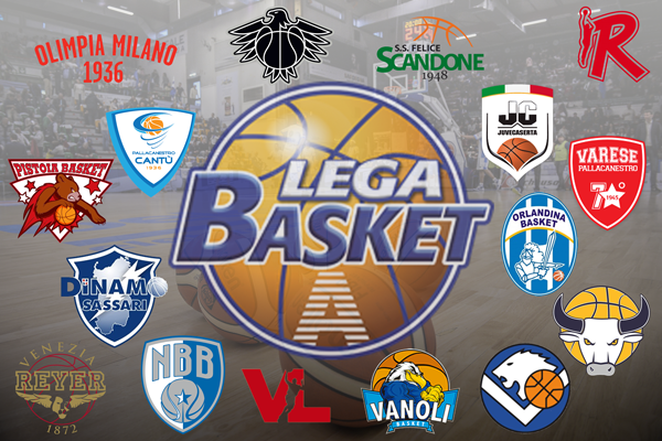 Calendario Legabasket.Playbasket It Lega Basket Domani Il Calendario Della