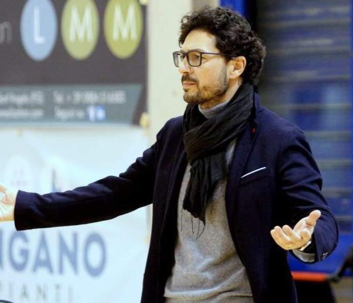 Gianpio Ciociola è il nuovo coach della Bisanum Viaggi Vieste