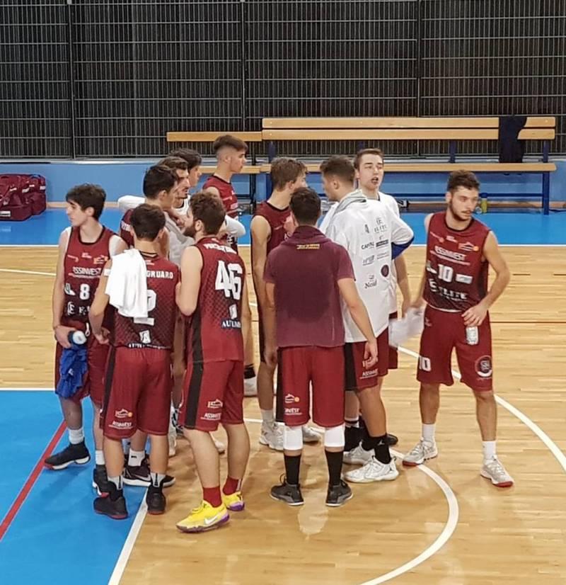 Finisce con venti punti di scarto la gara della Pallacanestro Portogruaro contro Geatti Basket Time