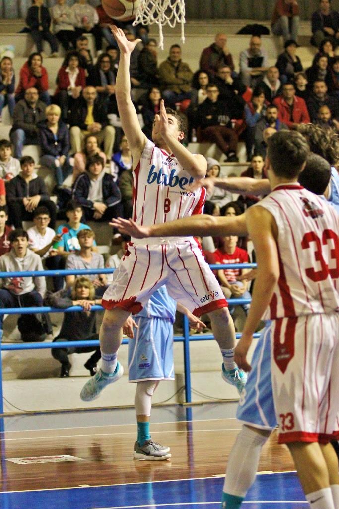 Vetrya Orvieto Basket a Todi per giocarsi l'accesso in semifinale